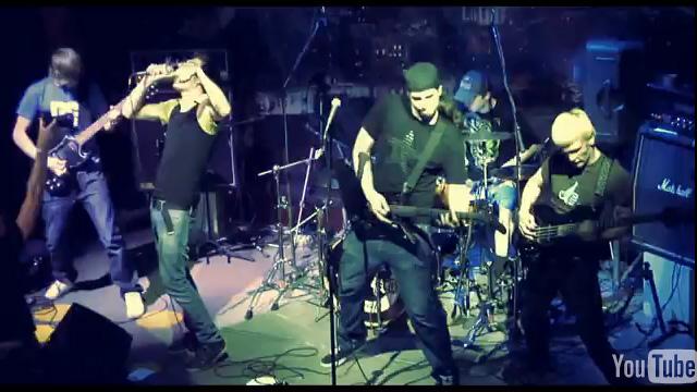 Концертное видео группы «Стекло» - «Твой лёд», 2009
