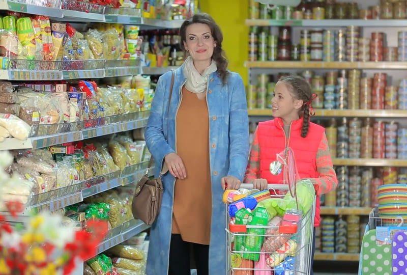 магазинов товаров низких цен «Охапка», «Уроки экономии»